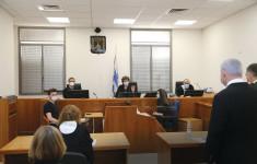נתניהו בבית המשפט(נתניהו בבית המשפט)