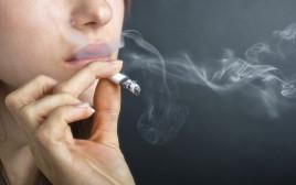 סיגריה, עישון