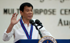 רודריגו דוטרטה, נשיא פיליפינים