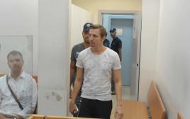 אדוארד קובליוב, החשוד בסחר בבני אדם