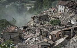 נזקי רעידת האדמה באיטליה