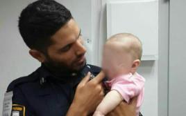 התינוקת שנשכחה באוטובוס במודיעין עילית