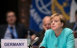 אנגלה מרקל בכנס ה-G20
