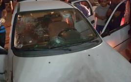 ניסיון פיגוע דריסה שועפאט, רכבם של המחבלים