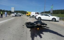 תאונת אופנוע, ארכיון