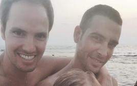 אמיר פיי גוטמן עם ינאי פרישר