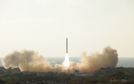שיגור הלווין אופק 11