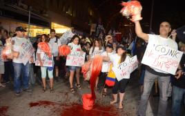הפגנת תושבי דרום תל אביב, ארכיון