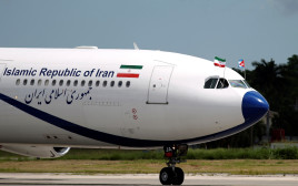מטוס של חברת איראן אייר