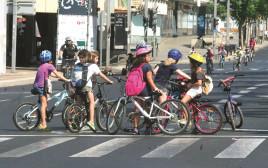 אופניים ביום כיפור