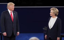 הילרי קלינטון ודונלד טראמפ, עימות שני