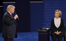הילרי קלינטון ודונלד טראמפ, העימות השני