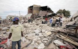 רעידת האדמה בהאיטי, 2010
