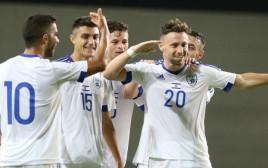 הנבחרת הצעירה בניצחון על אלבניה