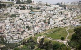 סילוואן, מזרח ירושלים