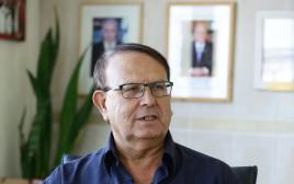 ראש העיר יקנעם סימון אלפסי