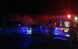 רצח אישה כבת 40 ביישוב ברקן