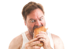 אכילה כפייתית, אילוסטרציה