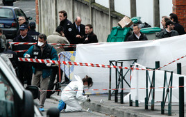"""הפיגוע בבית הספר """"אוצר התורה"""" בטולוז, מרץ 2012"""