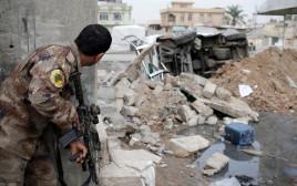 חייל עיראקי במוסול