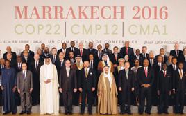 ועידת האקלים הבינלאומית, מרקש, מרוקו