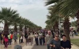 בהלת שווא בנמל תל אביב בעקבות חשד לפיגוע