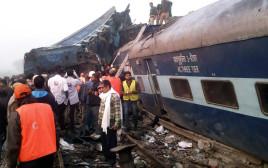 תאונת רכבת קטלנית, הודו