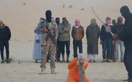 דאעש מוציא להורג שייח' בן 98 בסיני