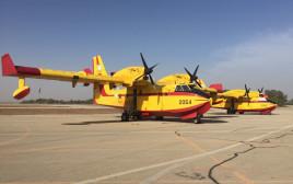 מטוסי כיבוי מיוון