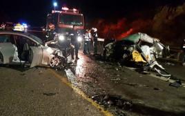 תאונת דרכים בכביש 79