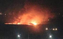 דיווח על תקיפה ישראלית בדמשק, סוריה