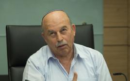 חבר הכנסת ניסן סלומינסקי