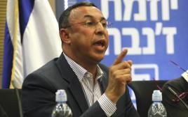 אשרף אל עג'רמי, לשעבר השר לענייני אסירים ברשות הפלסטינית