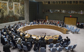 מועצת הביטחון מצביעה על ההצעה נגד ההתנחלויות