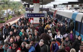 עומס ברכבת ישראל, ארכיון