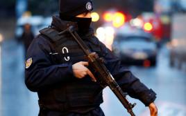 אבטחה מוגברת לאחר הפיגוע, איסטנבול