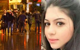 ליאן נאסר, הנעדרת מהפיגוע בטורקיה שנמצאה ללא רוח חיים