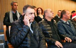 האחים ניסנוב בבית המשפט