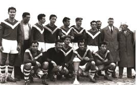 הפועל תל אביב שנת 1961