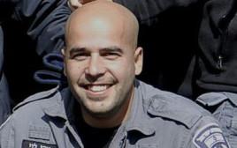 רס״מ ארז (עמדי) לוי ז״ל, השוטר אשר נרצח בפיגוע דריסה באום אל חירן