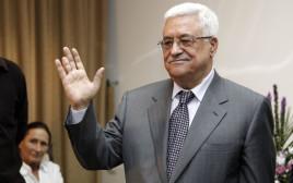אבו מאזן במפגש עם ישראלים ברמאללה