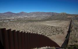 """גבול ארה""""ב מקסיקו"""