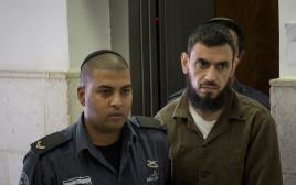 """חאלד קוטינה, המחבל שרצח את שלום שרקי ז""""ל"""