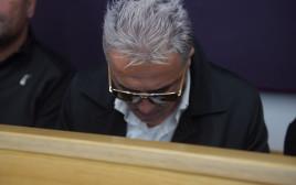 קובי פרץ בבית המשפט