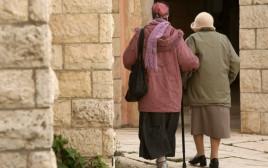 קשישות בירושלים
