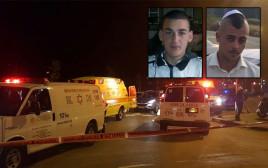 אביב בוארון ורון יעקב, ההרוגים באירוע הירי בנתניהאביב בוארון ורון יעקב, הנרצחים באירוע הירי בנתניה