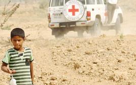 הצלב האדום בעזה