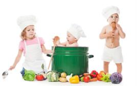 ילדים צמחוניים