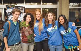 נוגה רובין וחבריה למאבקים הסביבתיים בדרום הארץ