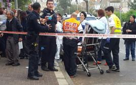 """חשד לרצח בחולון, מטופל הצית אחות בקופ""""ח"""
